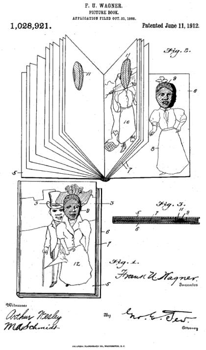 F.U. Wagner Picture-Book patent