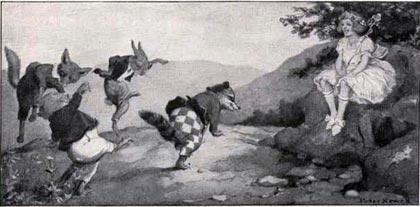 Garnett - Newell, The Quadrille (1922)