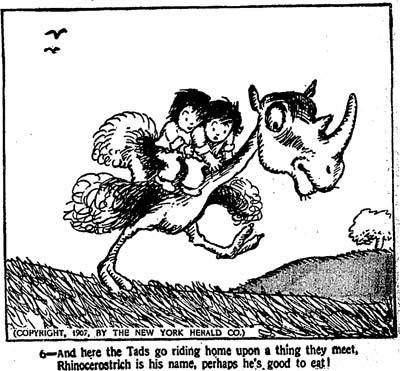 rhinoscerostrich
