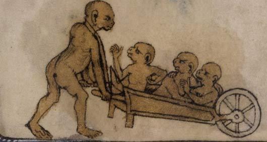 ape-wheelbarrow