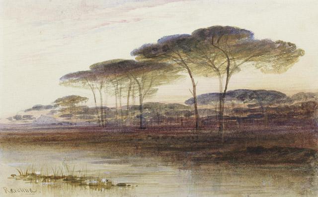 Edward Lear, Ravenna