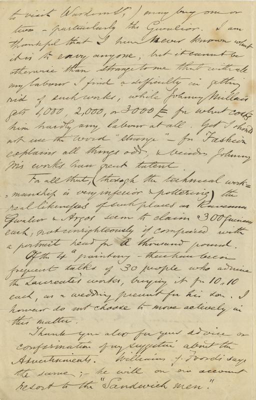 MS letter HAB 1884-09-25 2