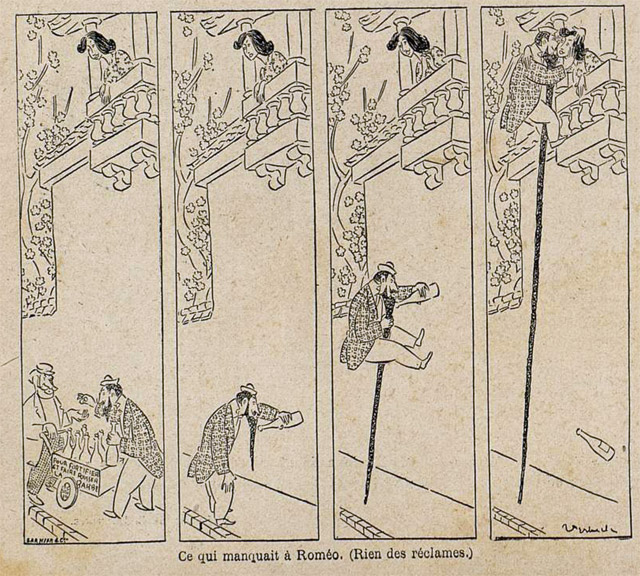 Le Rire, 19 January 1895.