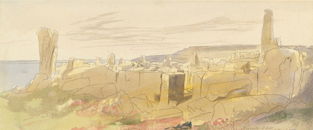 Edward Lear in Gozo (6/6)