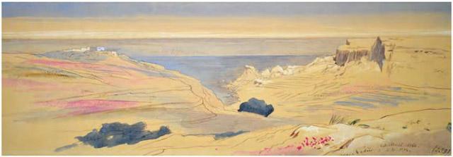 Edward Lear in Gozo (5/6)