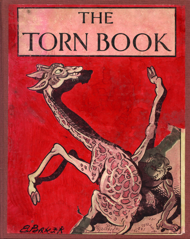 tornbook