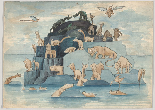 Herbert E. Crowley, Fantastic Animals Left off the Ark, 1911-1924.