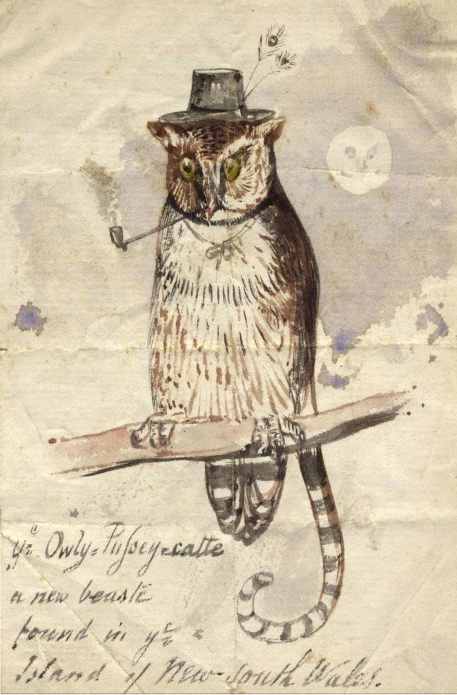 ye-owly-pussey-catte